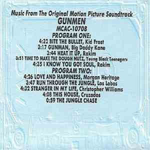 Various - Gunmen (Music From The Original Motion Picture Soundtrack) album flac