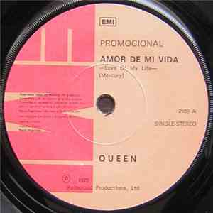 Queen - Amor De Mi Vida = Love Of My Life album flac
