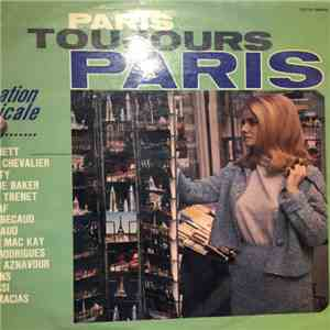 Various - Paris Toujours Paris album flac