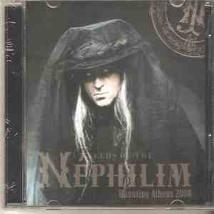 Fields Of The Nephilim - Haunting Athens 2008 album flac