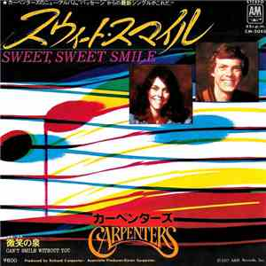 Carpenters - Sweet, Sweet Smile album flac