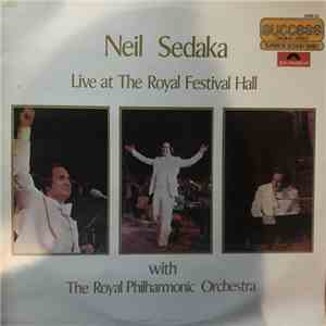 Neil Sedaka With The Royal Philharmonic Orchestra - Live At The Royal Festival Hall album flac
