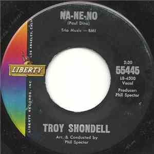 Troy Shondell - Na-Ne-No / Just Because album flac