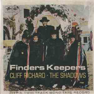Cliff Richard And The Shadows - Finders Keepers album flac
