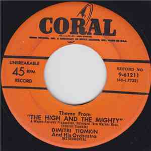 Dimitri Tiomkin And His Orchestra - The High And The Mighty album flac