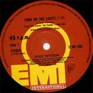 Kellee Patterson - Turn On The Lights (Disco Version) / If It Don't Fit Don't Force It (Long Disco Version) album flac
