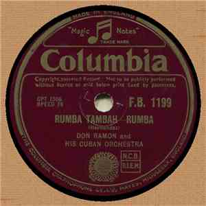 Don Ramon And His Cuban Orchestra / Geraldo And His Rumba Orchestra - Rumba Tambah / The Lady In Red album flac
