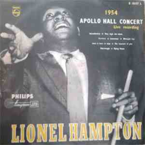 Lionel Hampton - Apollo Hall Concert 1954 album flac