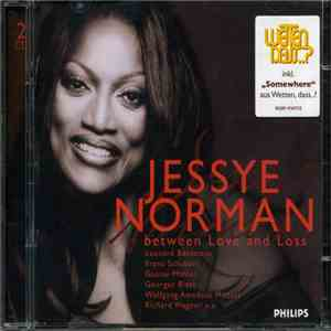 Jessye Norman - Between Love And Loss album flac