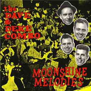 The Dave & Deke Combo - Moonshine Melodies album flac