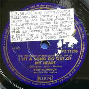 Duke Ellington And His Orchestra - I Let A Song Go Out Of My Heart / Mighty Like The Blues album flac