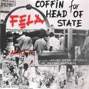 Fela Kuti, The Africa 70 - Coffin For Head Of State album flac