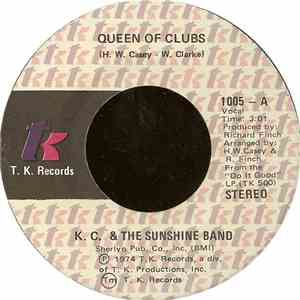K. C. & The Sunshine Band - Queen Of Clubs / Do It Good album flac