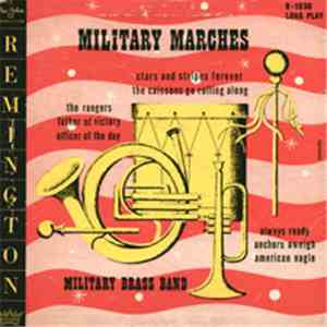 Military Brass Band - Military Marches album flac