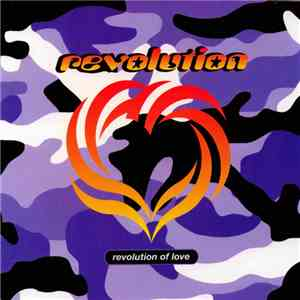 Revolution  - Revolution Of Love album flac